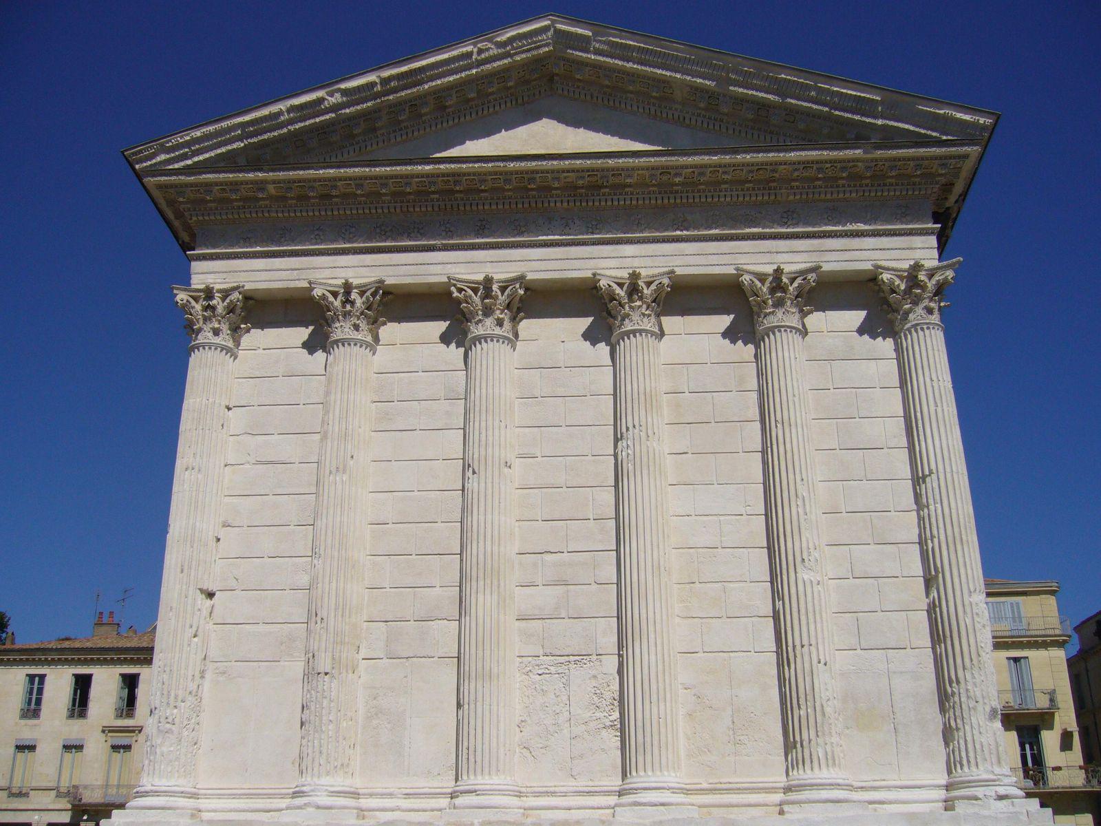 Maison CARRÉE_Nîmes