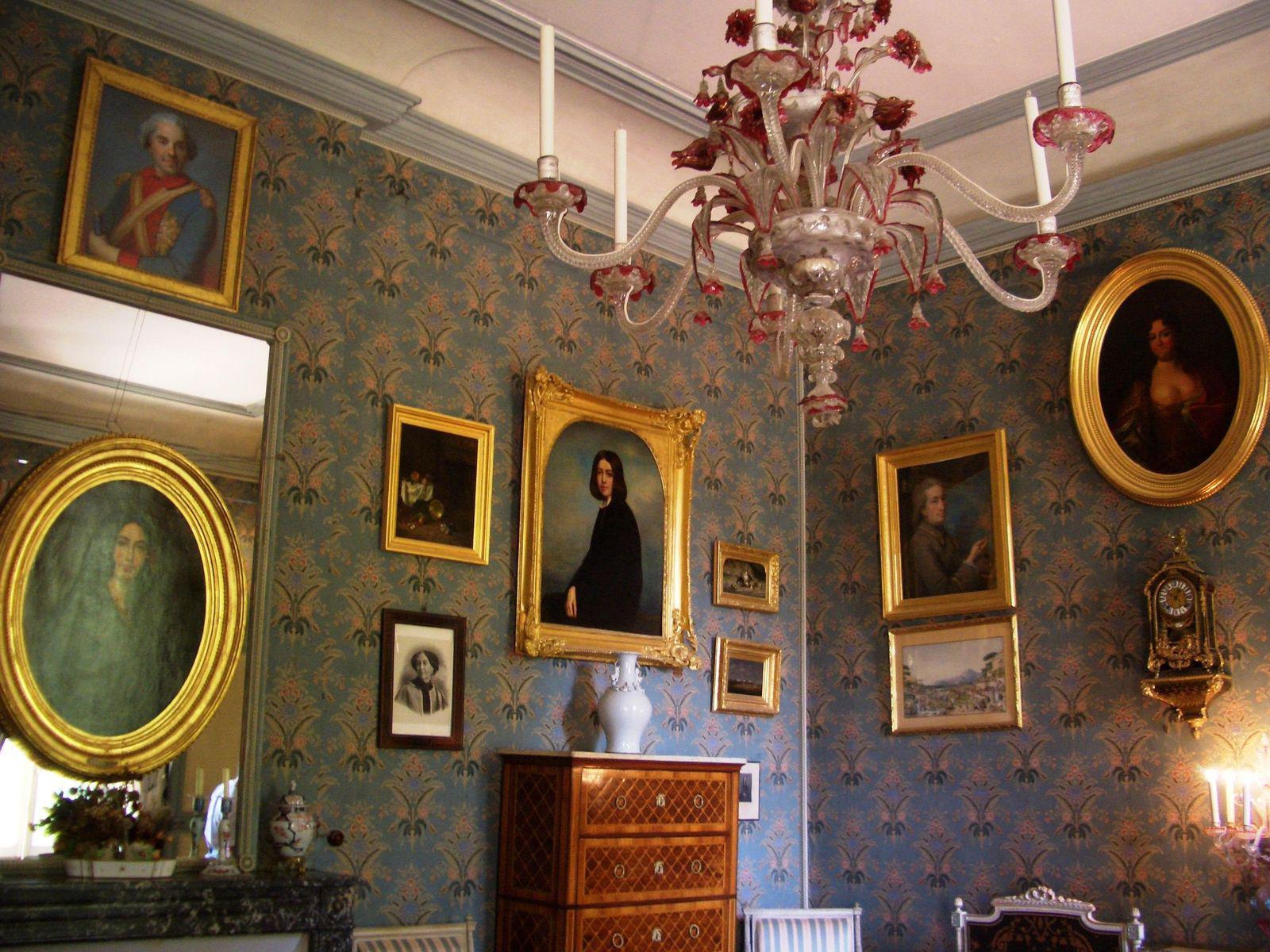 Maison de George Sand_Nohant-Vic