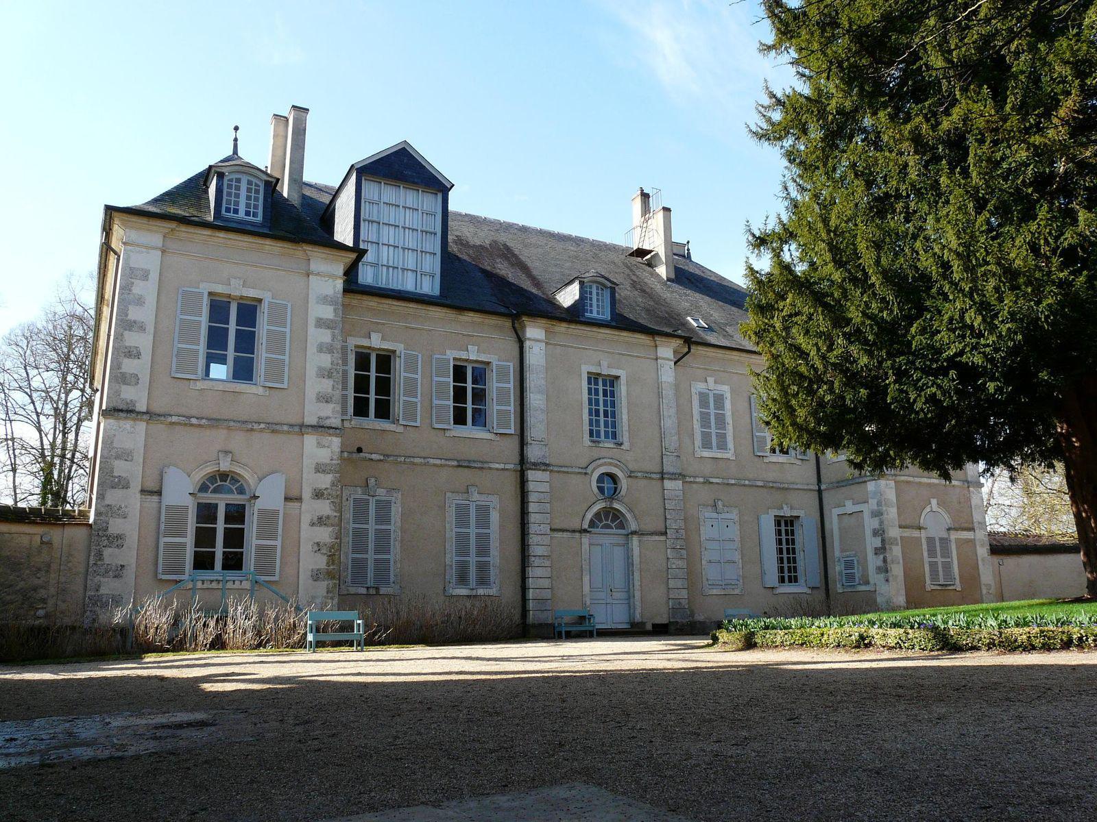 Maison de George Sand_Nohant-Vic (1)