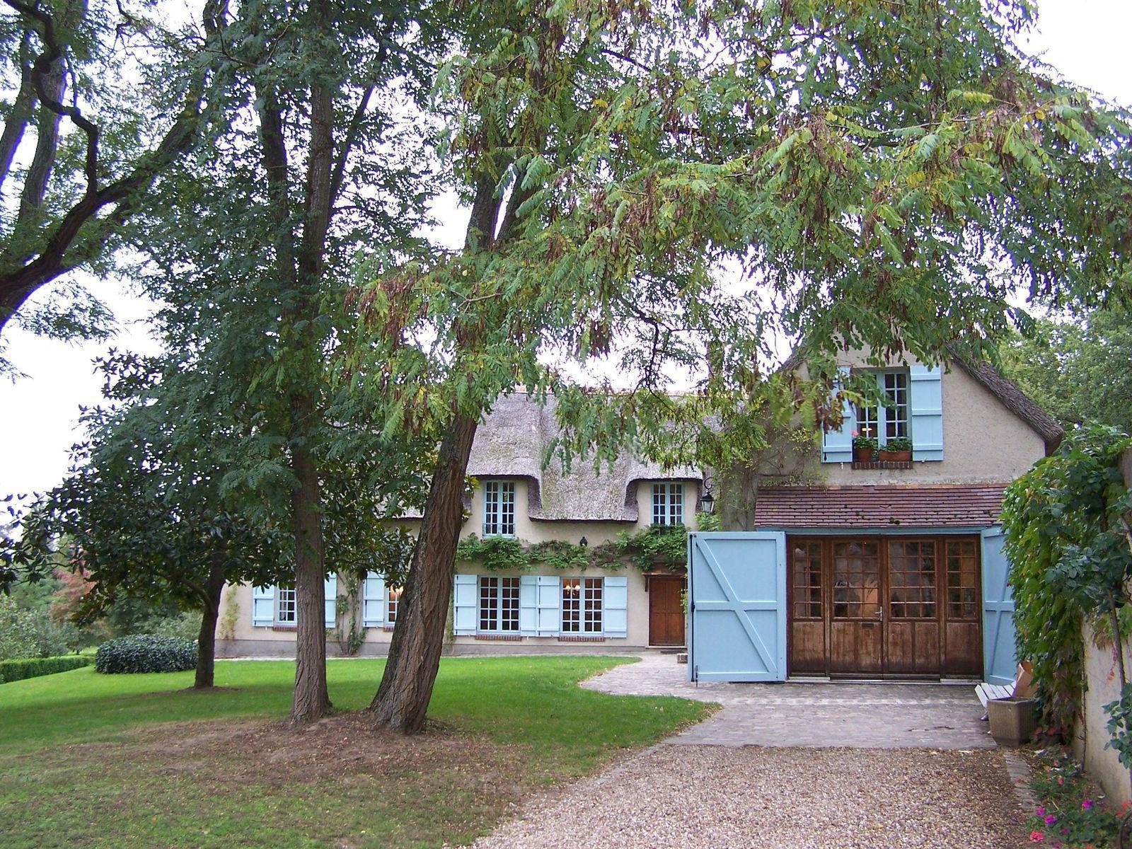 Maison de Jean Monnet_Bazoches-sur-Guyonne