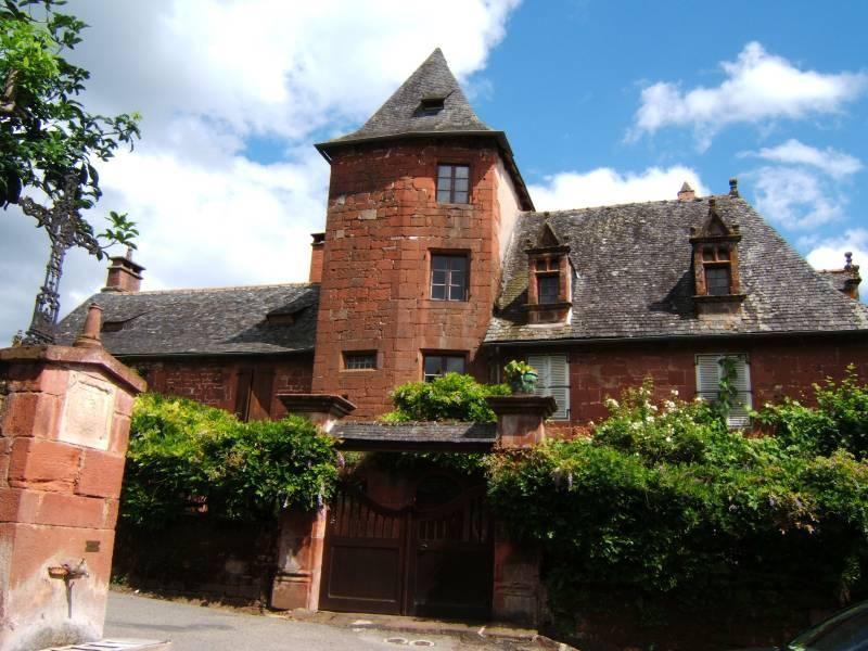 Maison de la Sirène_Collonges-la-Rouge