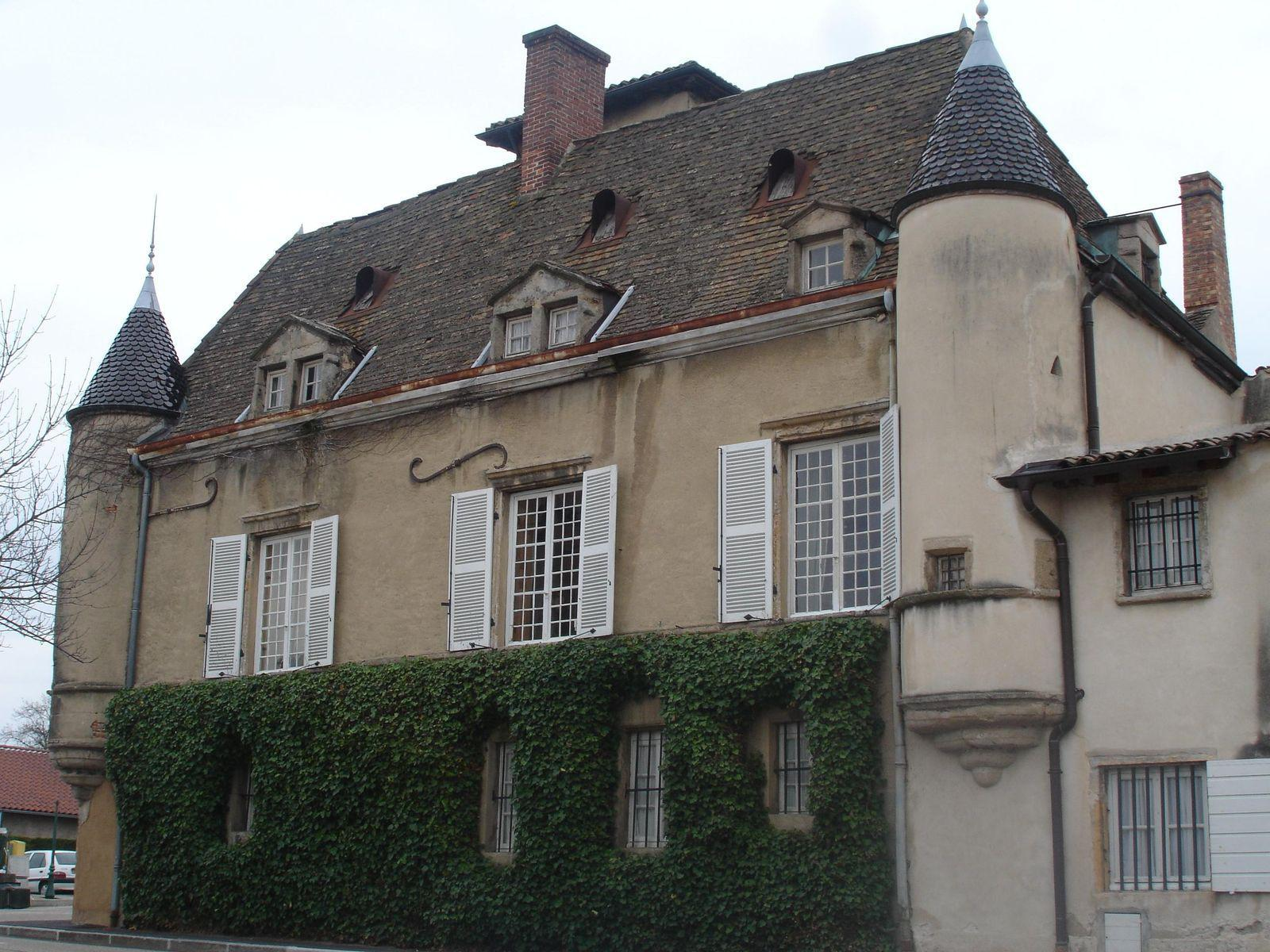 Maison de Melchior Philibert_Charly