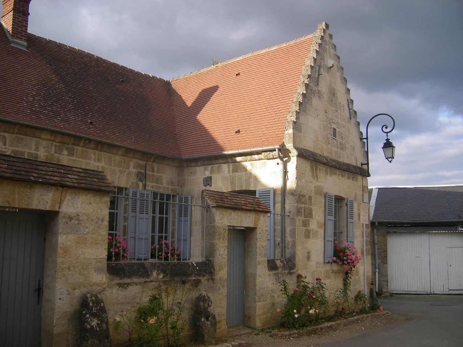 Maison de Saint-Just_Blérancourt