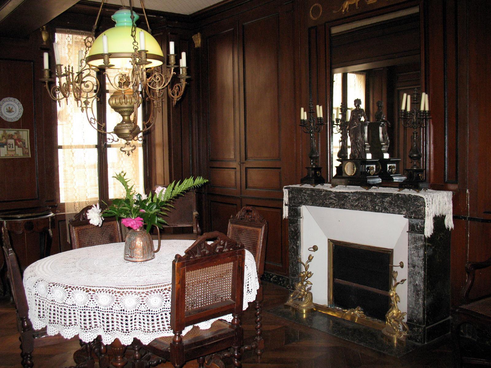 Maison de Tante Léonie - Musée Marcel Proust_Illiers-Combray