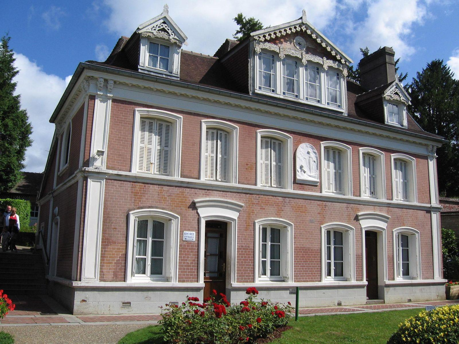 Maison des Buissonnets_Lisieux