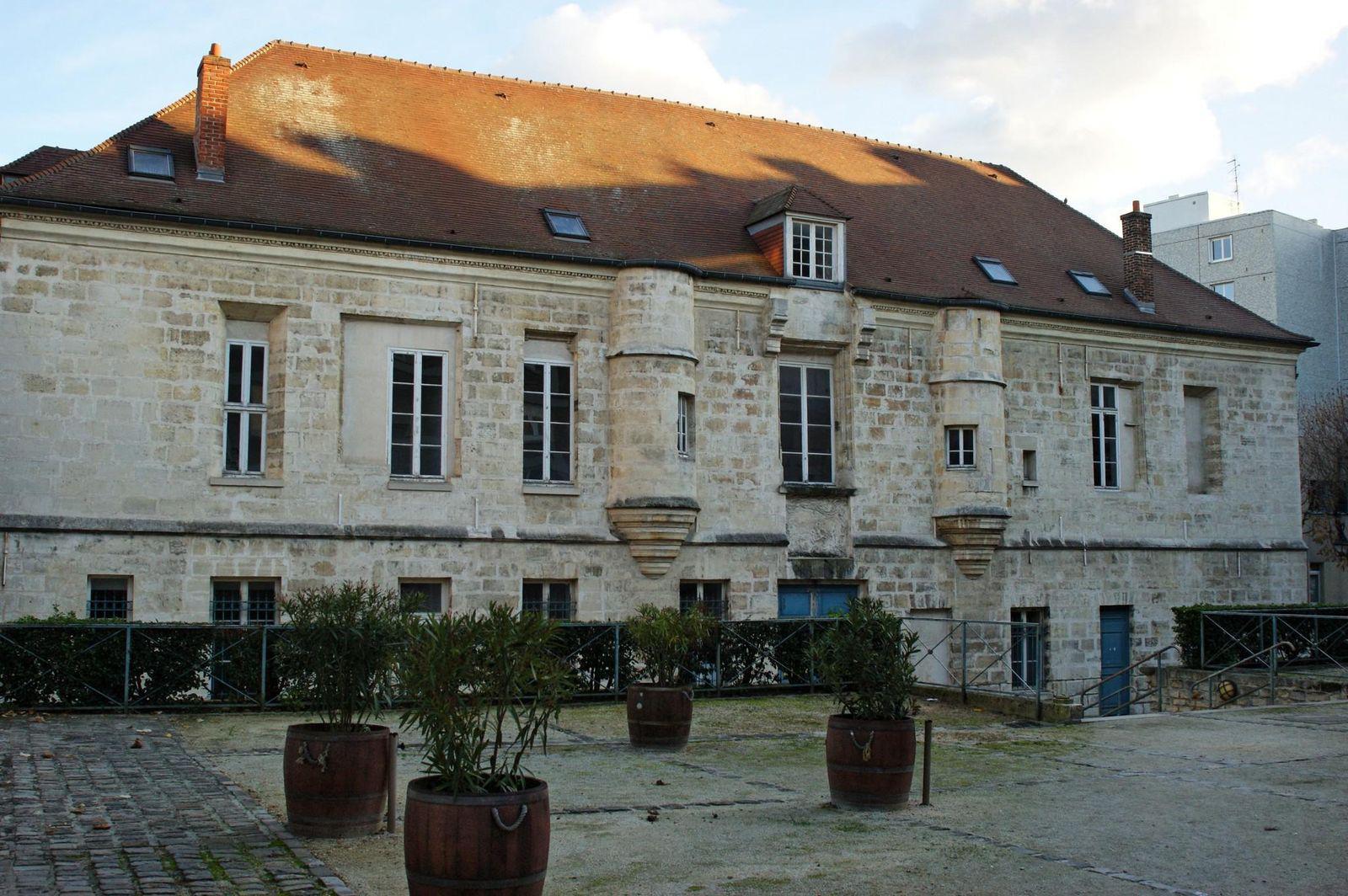Maison des Gardes_Arcueil