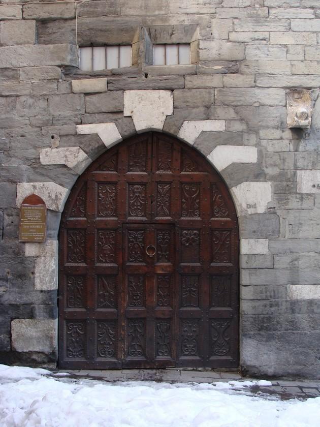 Maison des Gouverneurs du Dauphiné du XIV_Embrun