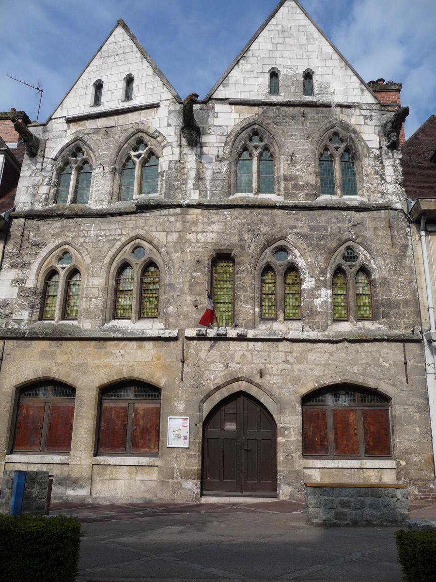 Maison des templiers_Caudebec-en-Caux