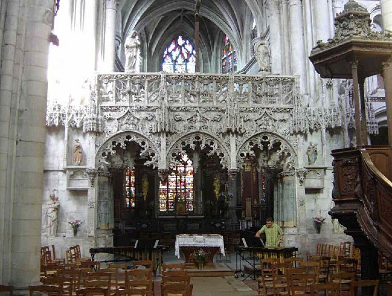 Ancienne Abbaye Saint-Martin-ès-Aires - E.S.A.A