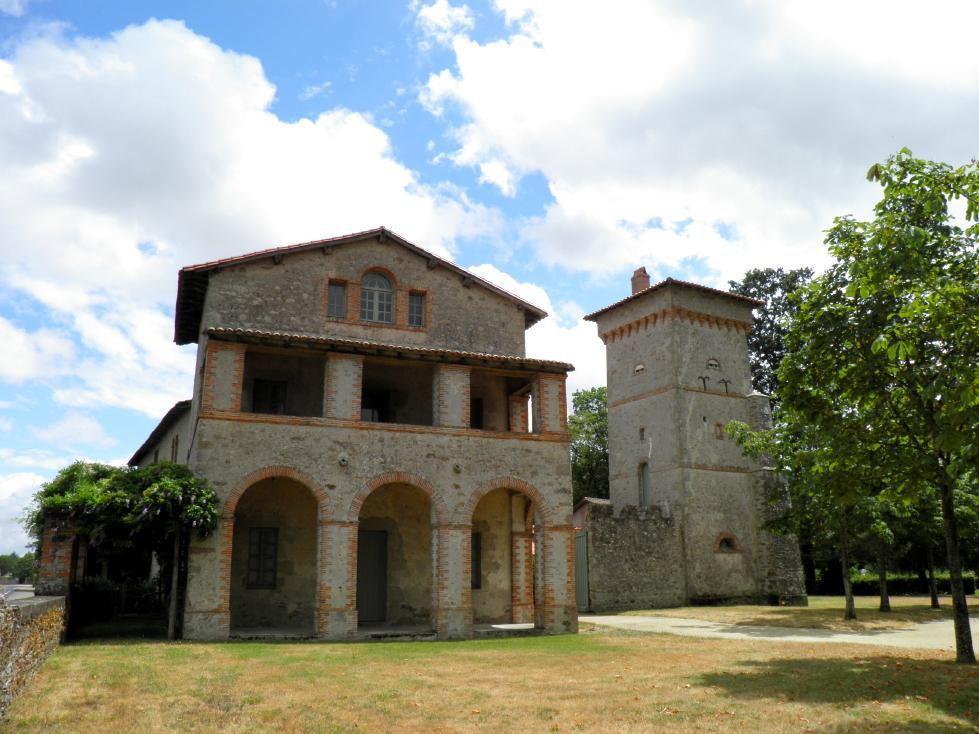 Villa Lemot Maison Du Jardinier