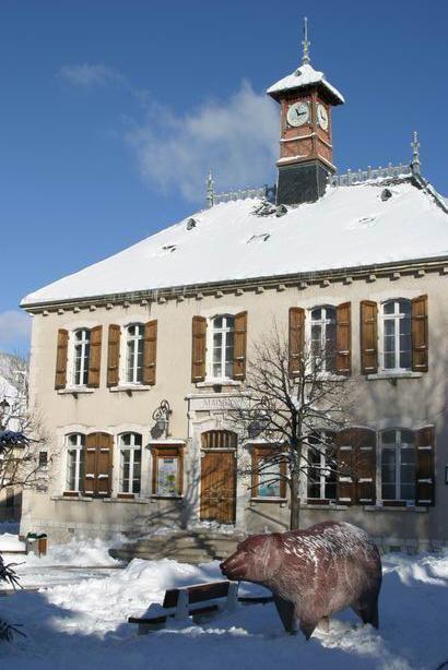 Maison du patrimoine_Villard-de-Lans