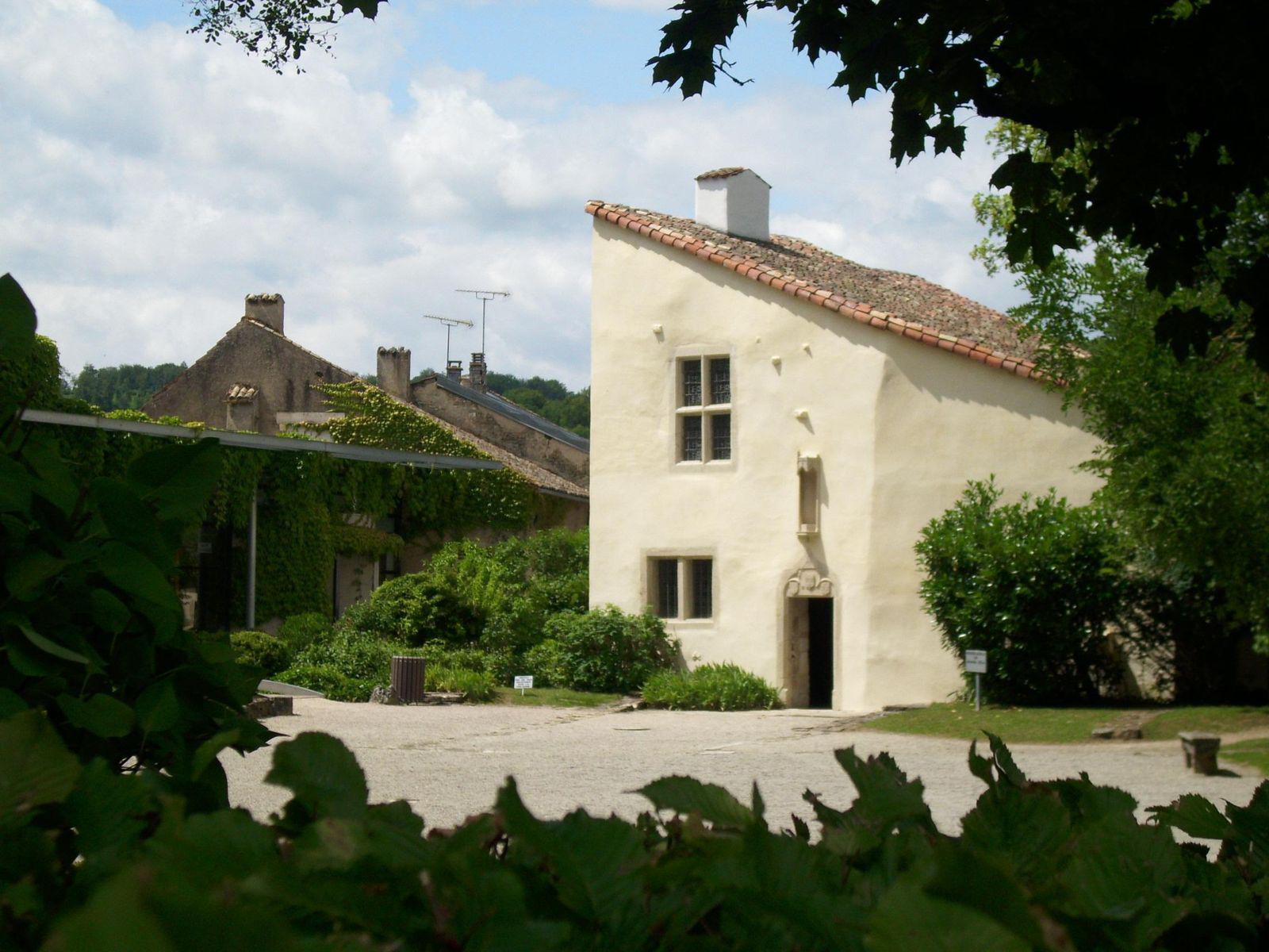 Maison natale de Jeanne d'Arc_Domrémy-la-Pucelle (1)