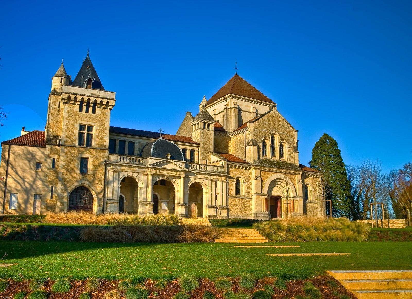 Maison natale de saint Bernard_Fontaine-lès-Dijon