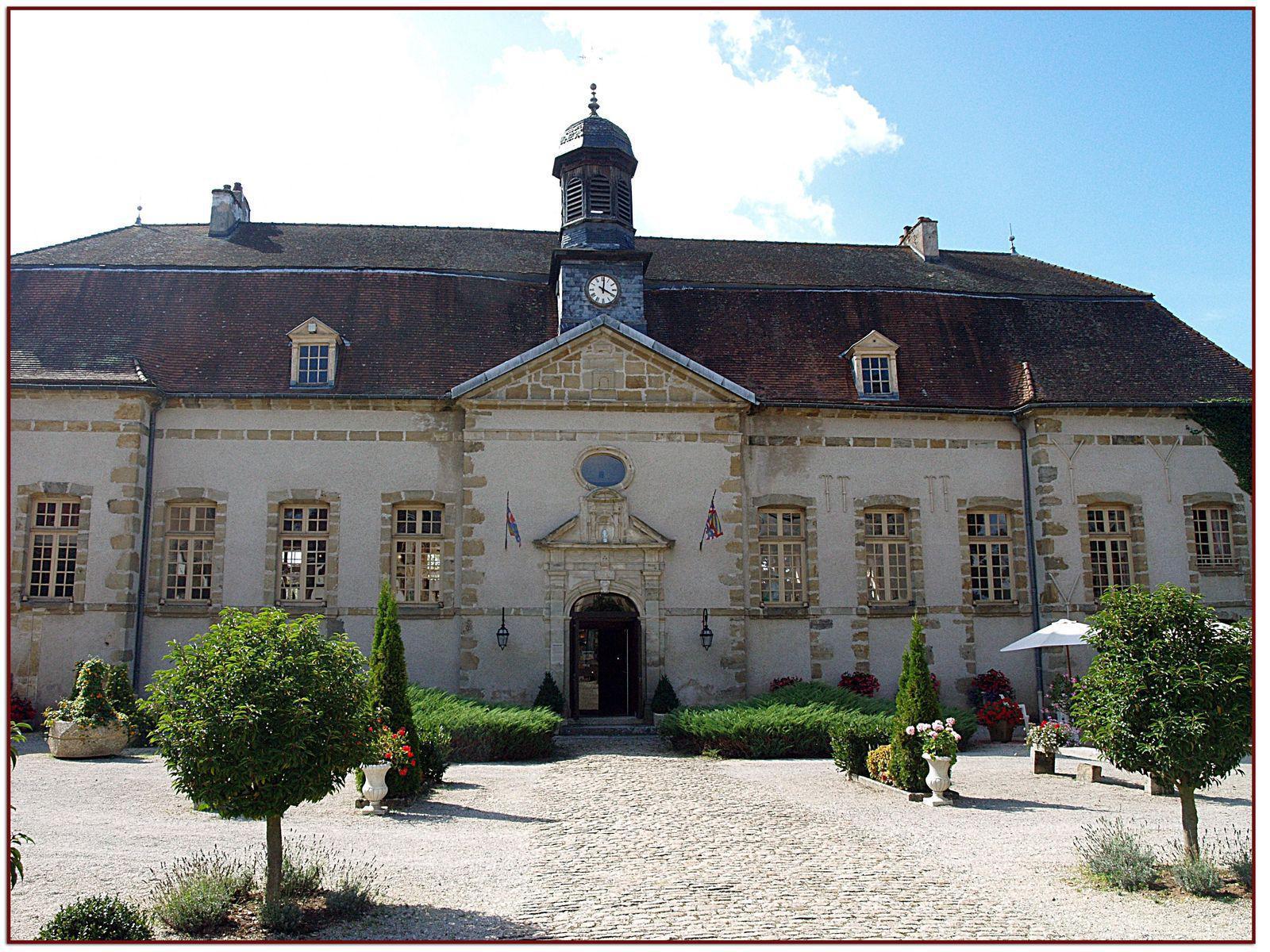 Maison Régionale des Arts de Table_Arnay-le-Duc