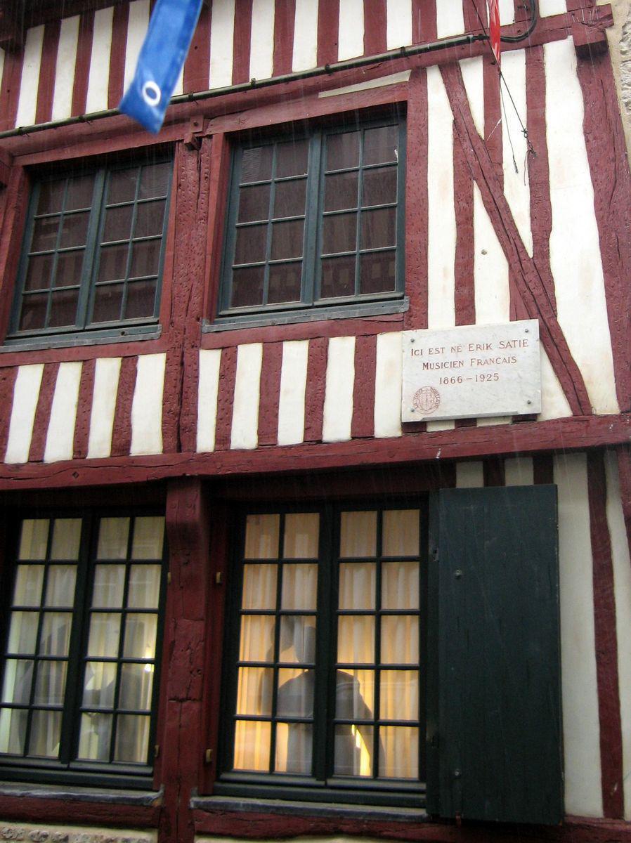 Maison Satie_Honfleur