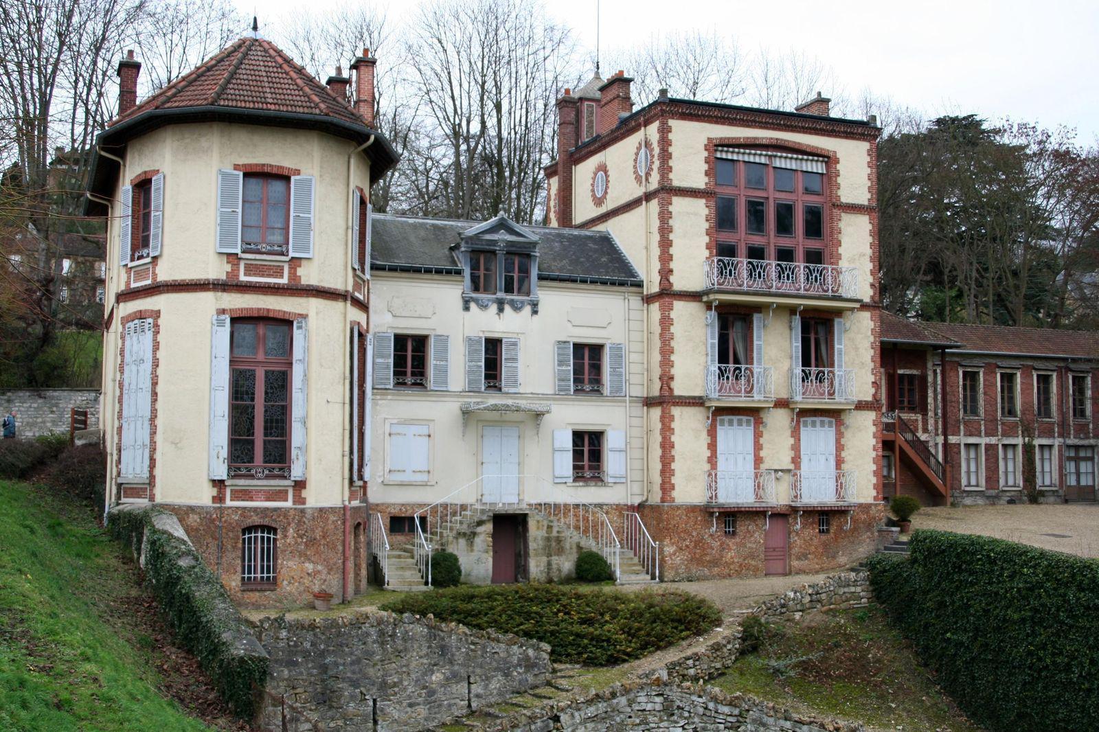 Maison Zola - Musée Dreyfus_Médan