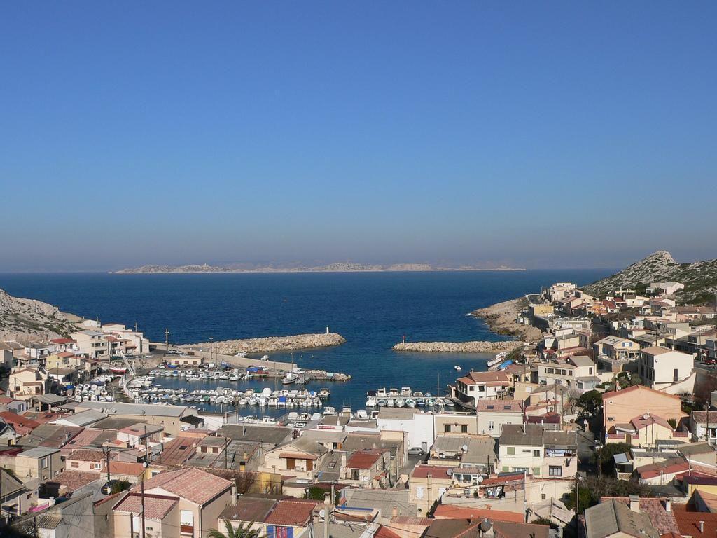 Marseille - port des Goudes_Marseille