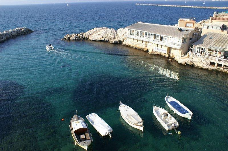 Marseille - port du Vallon des Auffes_Marseille