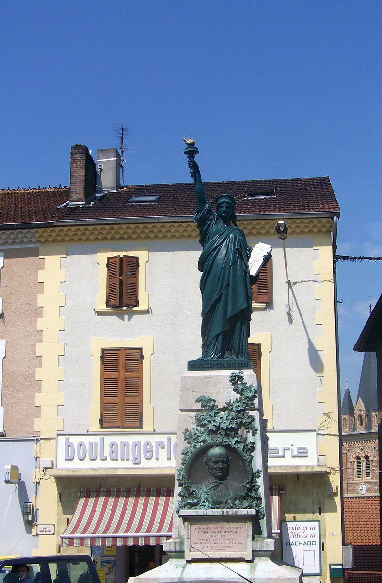Monument Saint Romme_Roybon