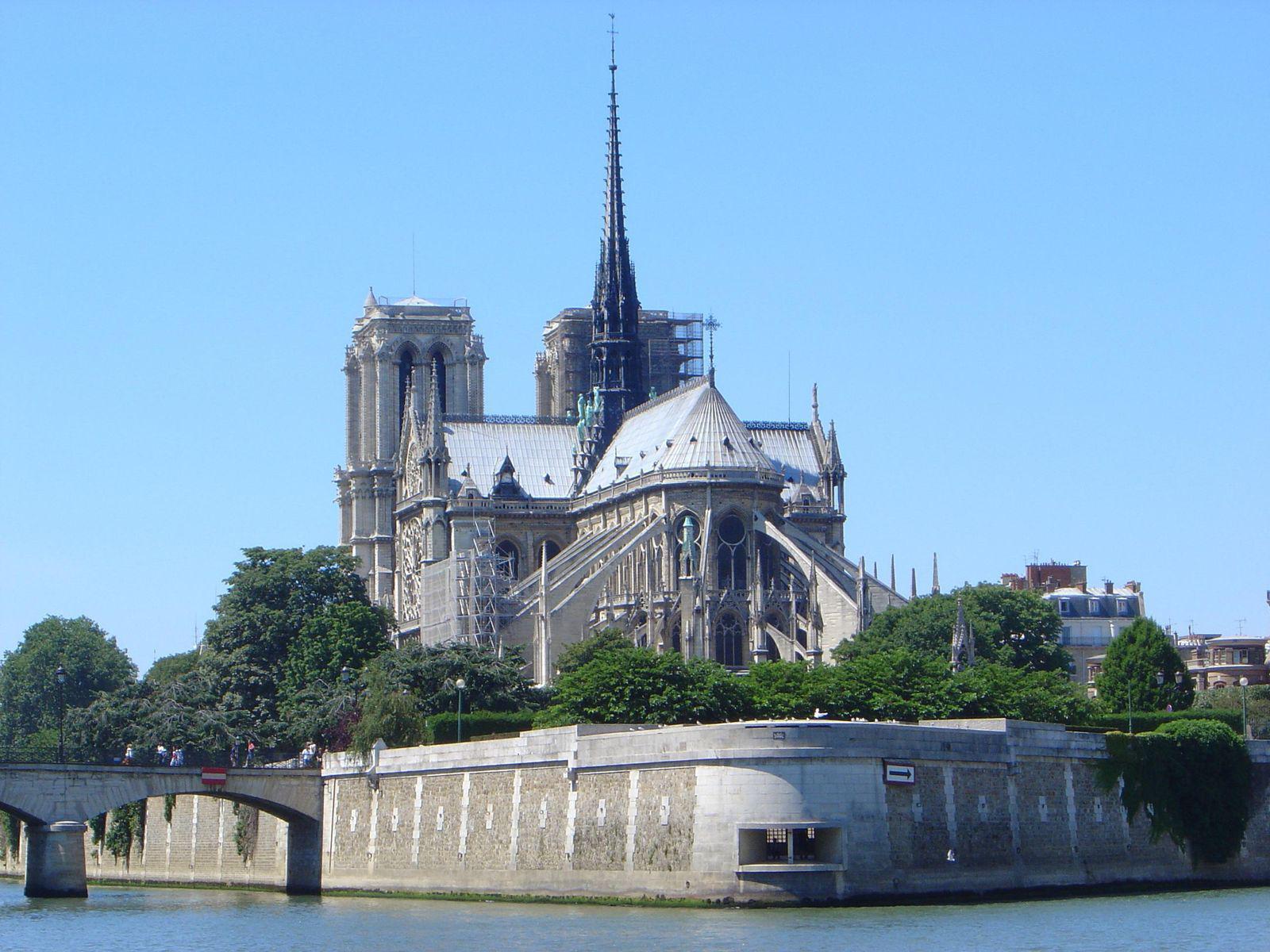 Notre-Dame de Paris (tours de)_Paris (3)
