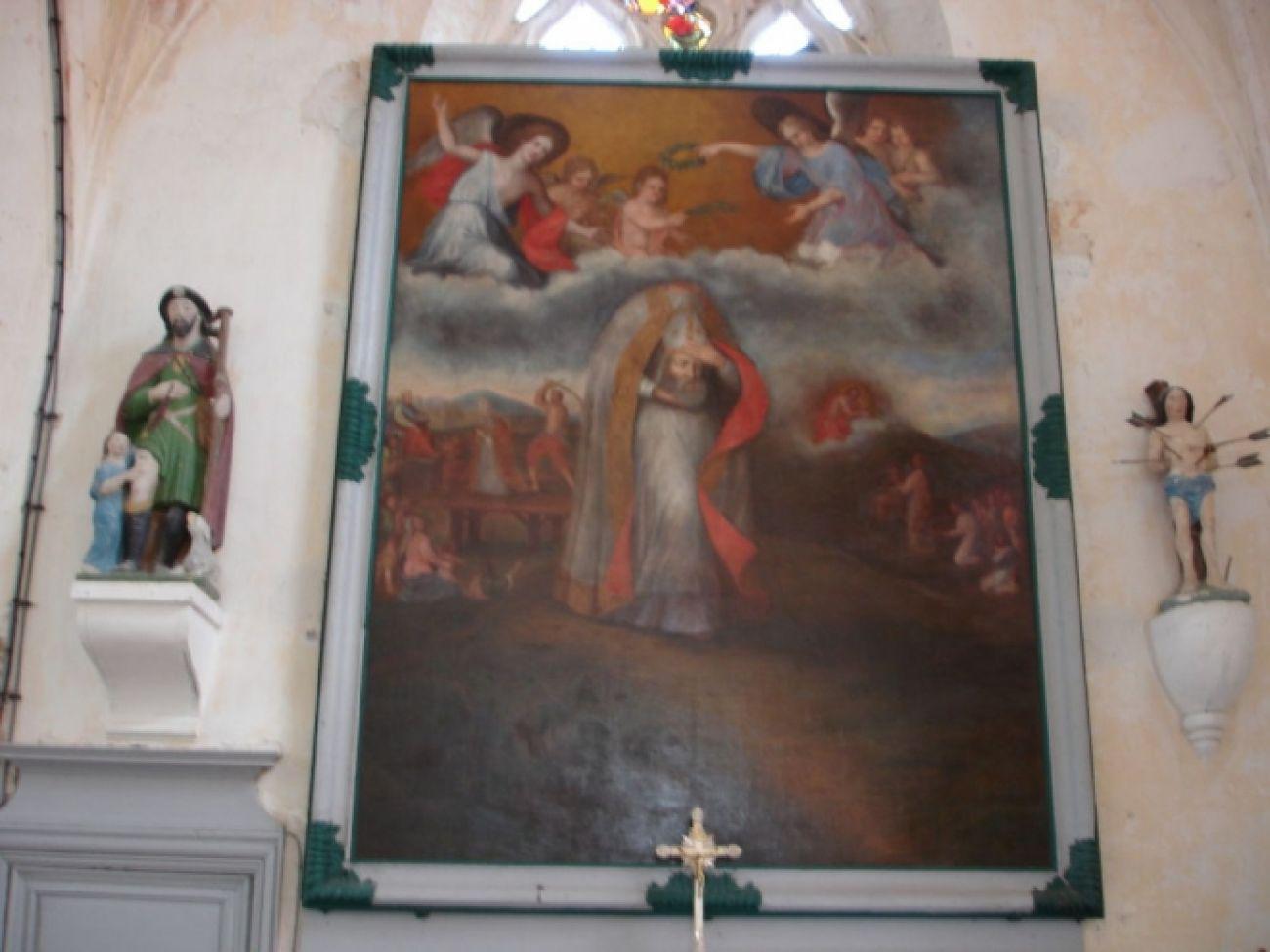 Cimetière Saint Julien Les Villas