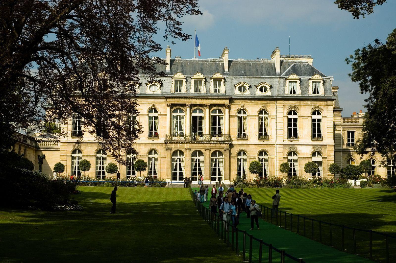 Palais de l'Elysée_Paris