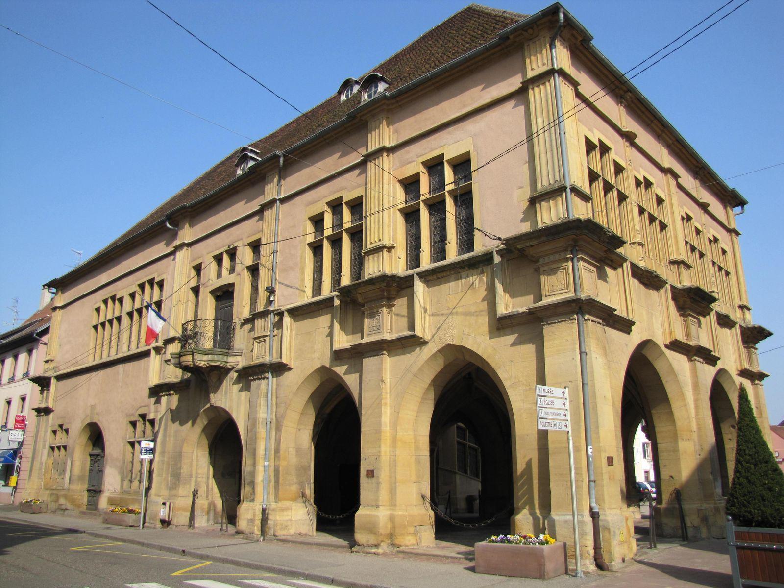 Palais de la Régence_Ensisheim