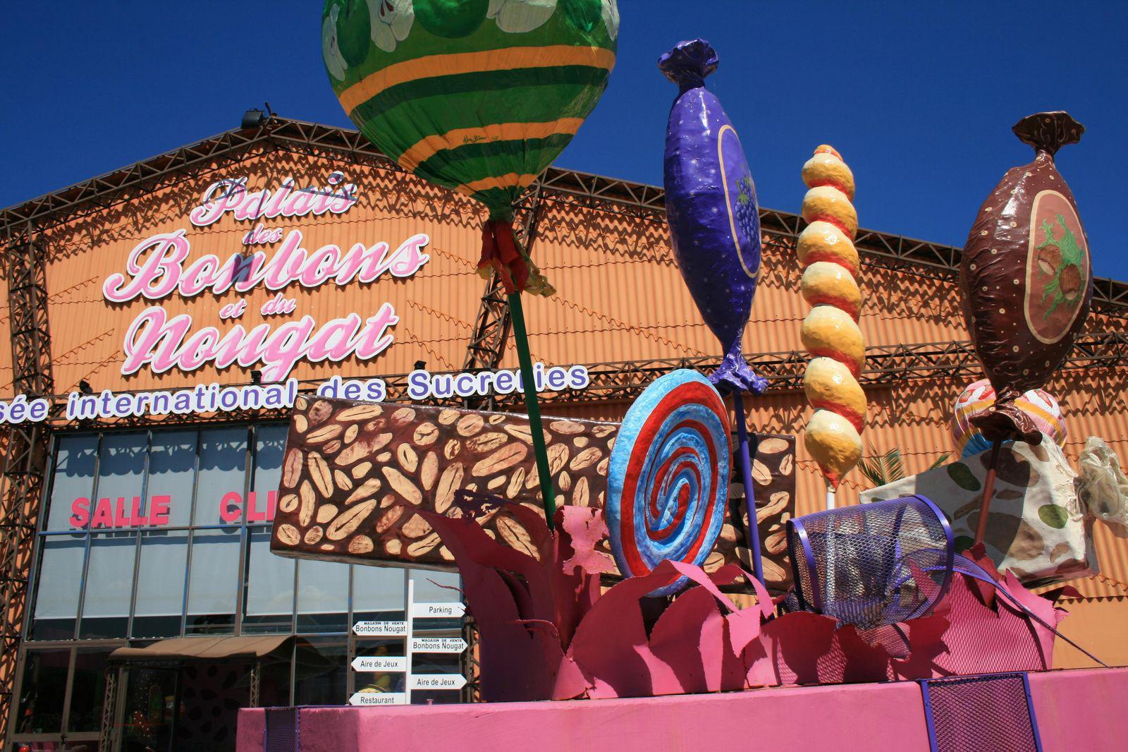 Palais des bonbons et du nougat mont limar 26200 dr me 26 - Office du tourisme de montelimar ...