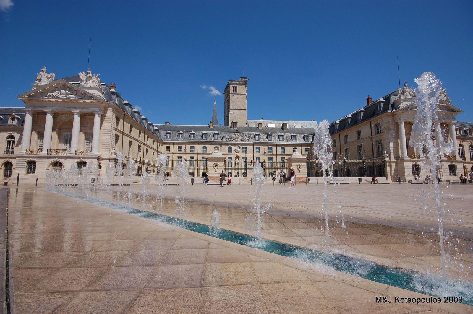 Palais des Ducs et des Etats de Bourgogne_Dijon