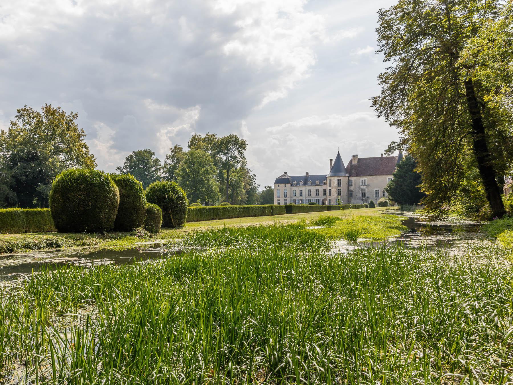 Jardin de Chevreuse