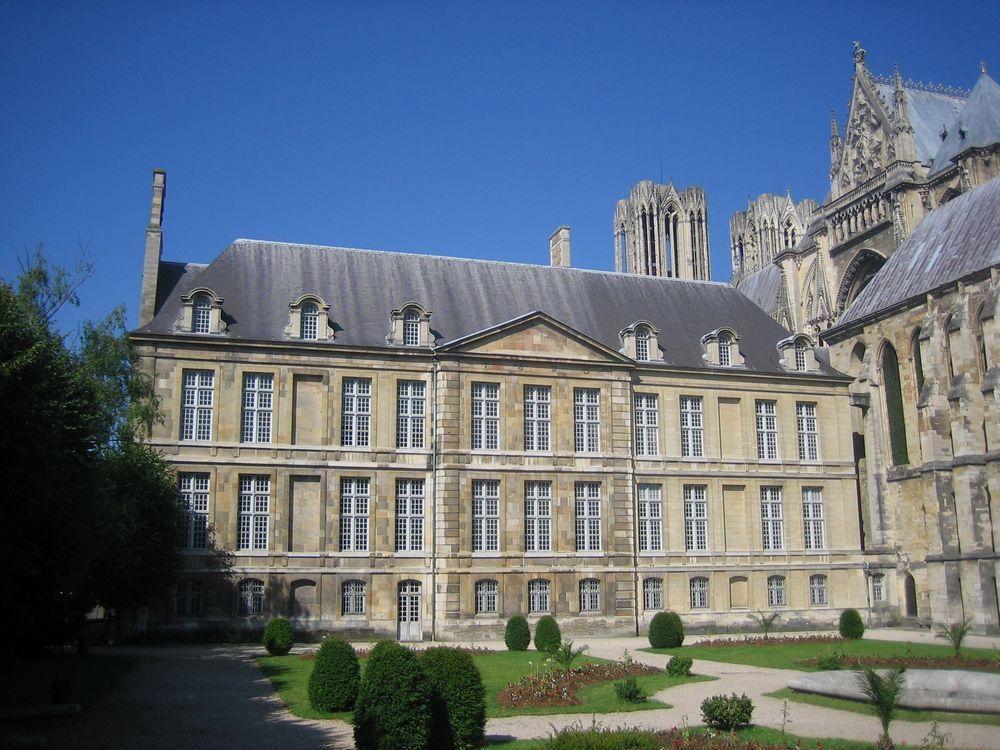 Palais du Tau_Reims