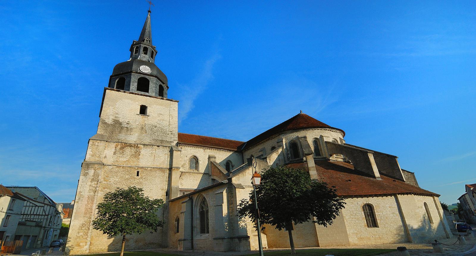 Eglise Saint-Pierre de Bar-sur-Aube