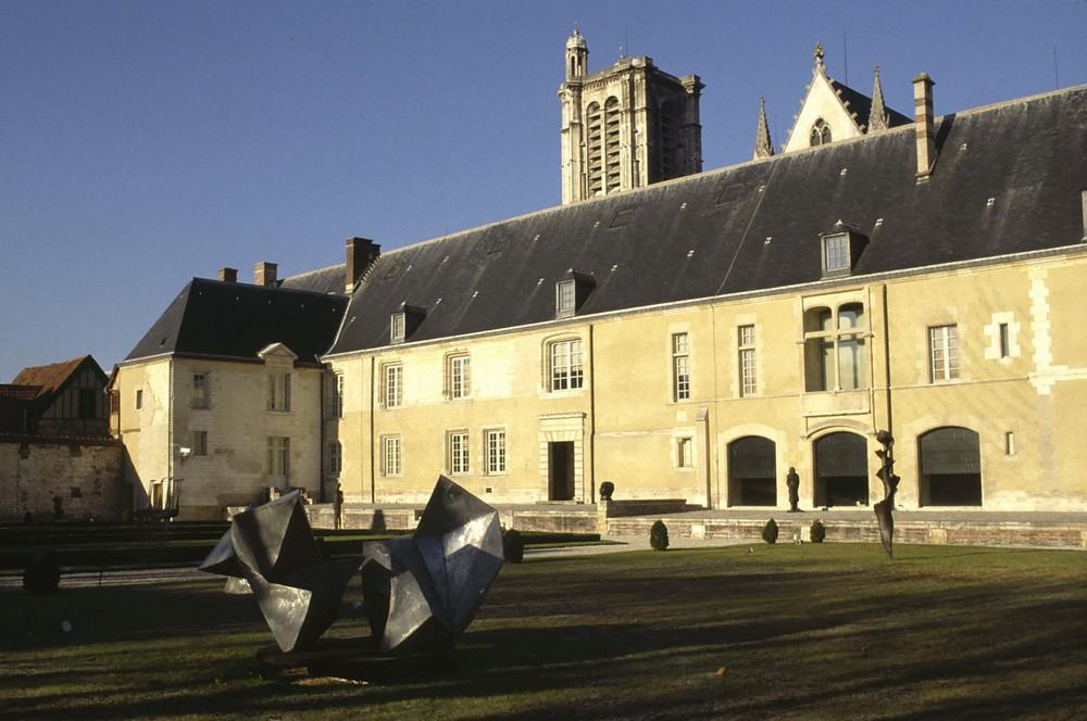 Jardin du musée d'Art moderne