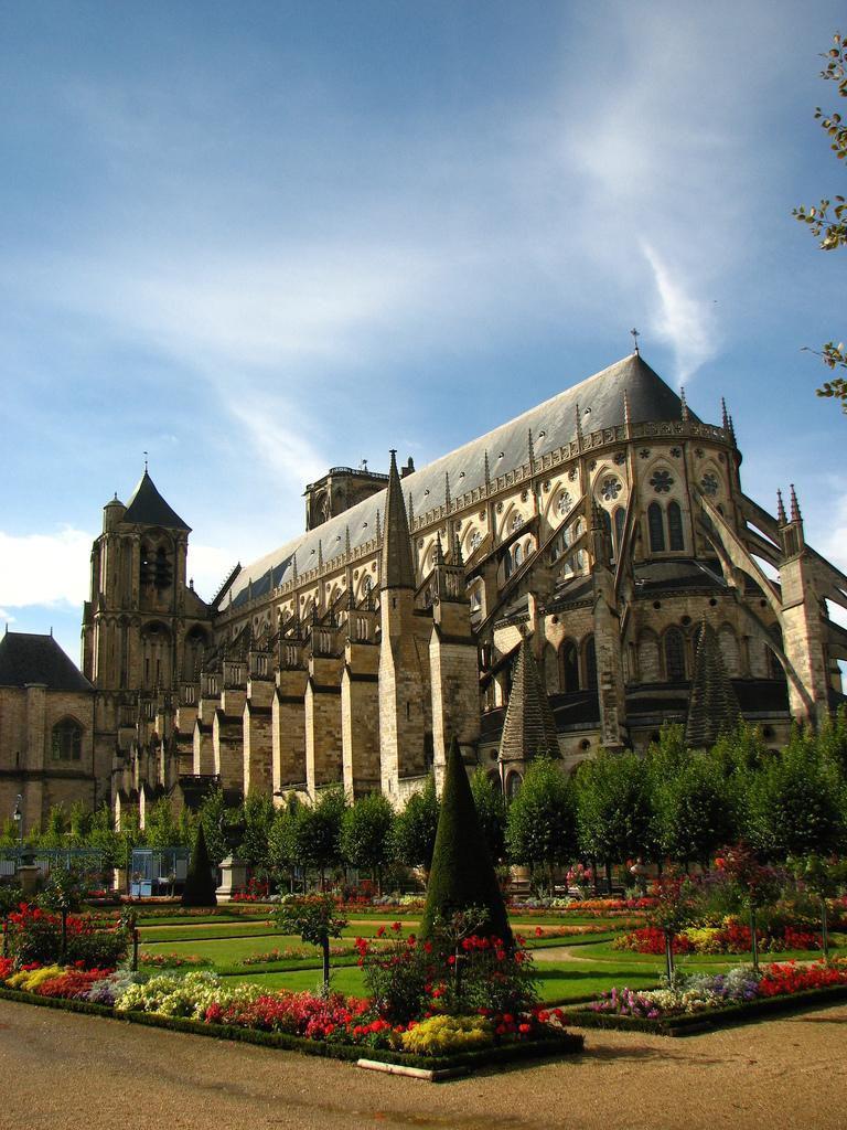 Cathédrale St-Etienne_Bourges