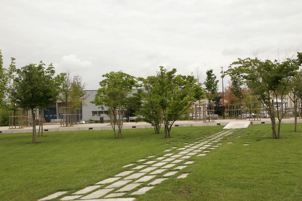 Le square Saint-Bruno