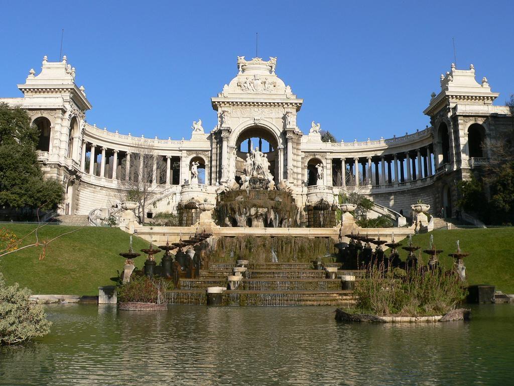 Palais Longchamp_Marseille
