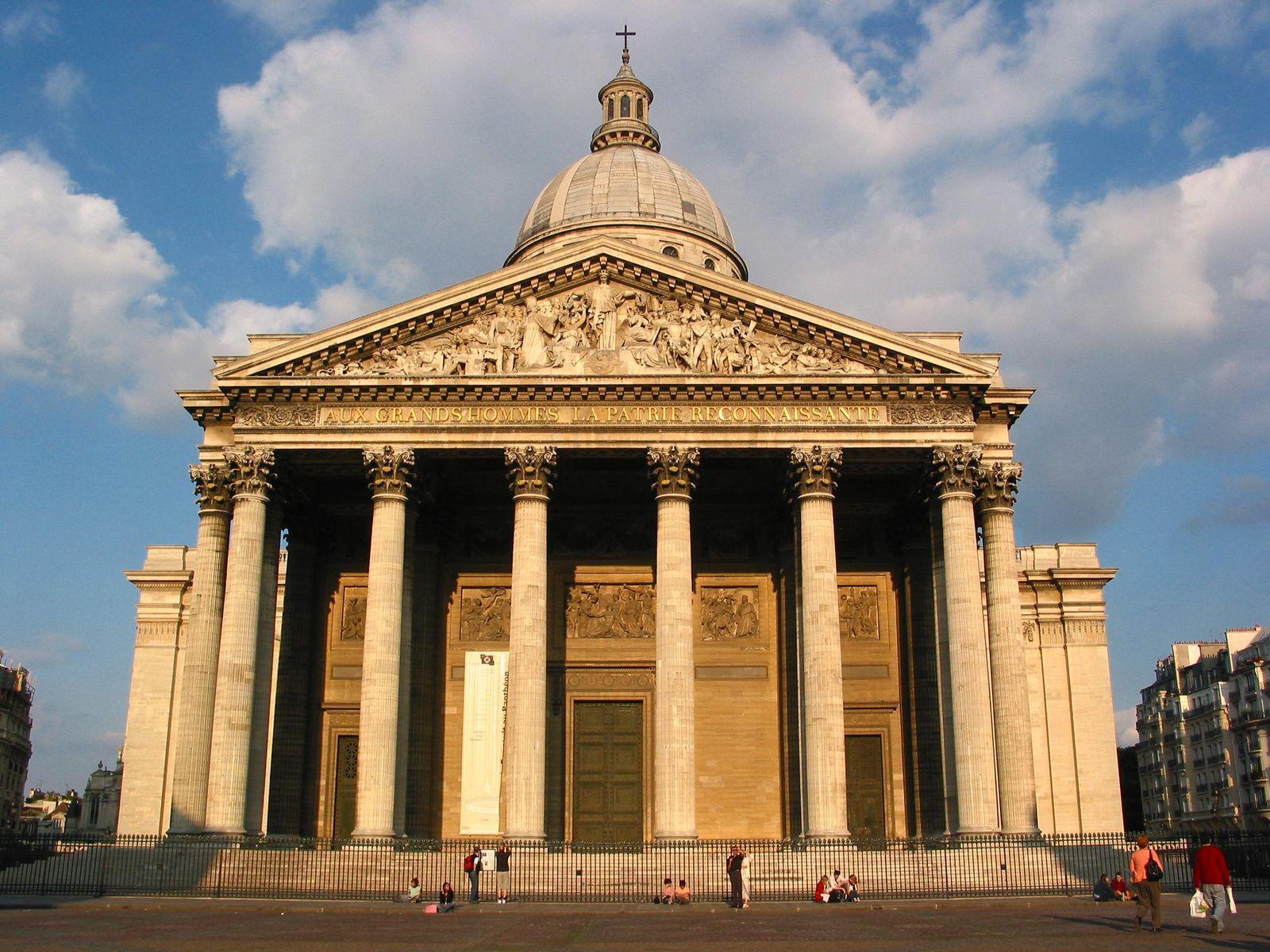 Panthéon_Paris
