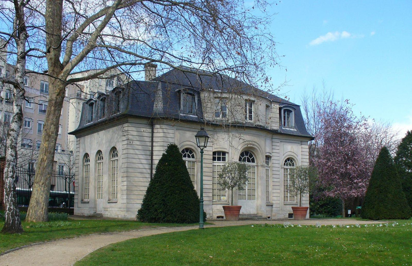 Pavillon de l'Ermitage_Paris