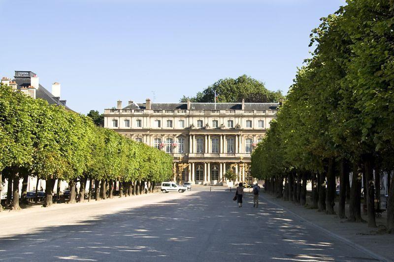 Place de la Carrière_Nancy