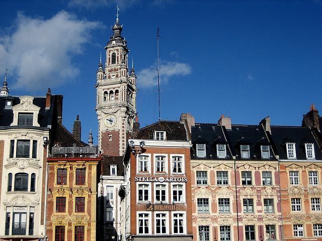 Place du Général de gaulle ('Grand'Place')_Lille (1)