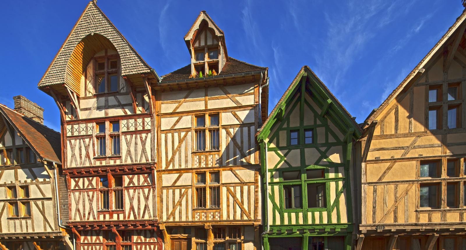 Troyes, rue Kléber