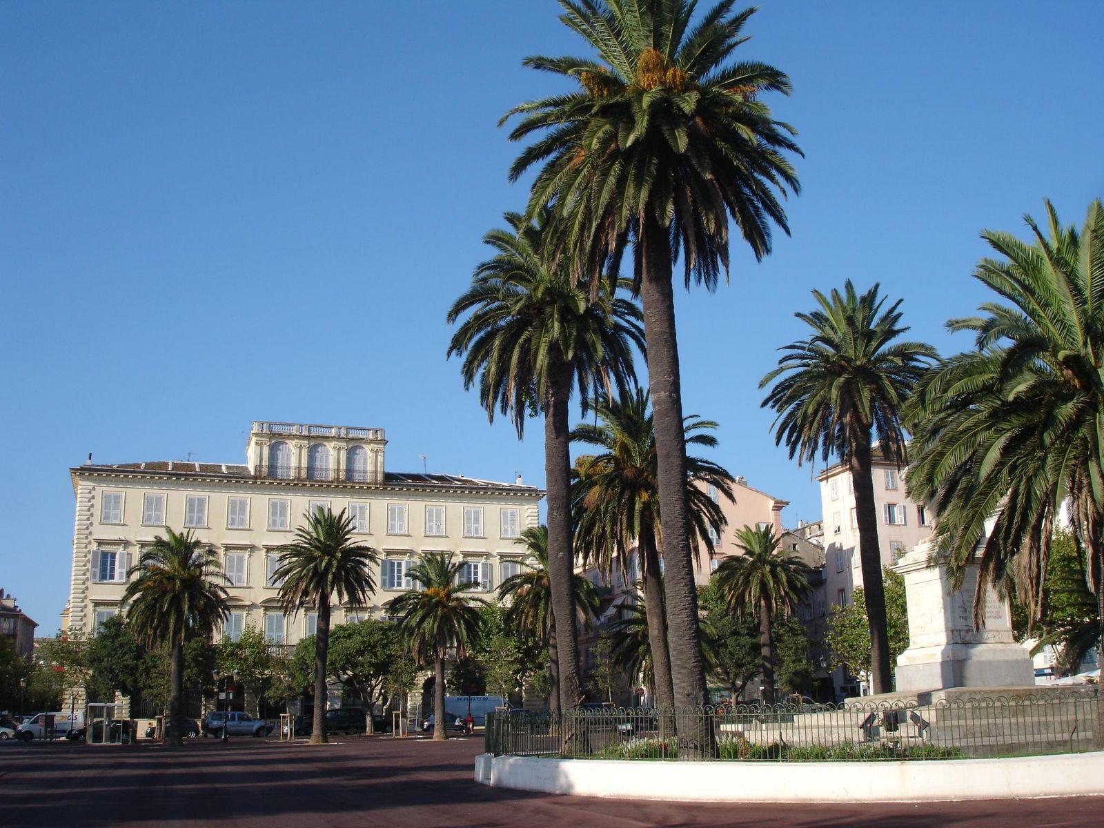 Place Saint-Nicolas_Bastia