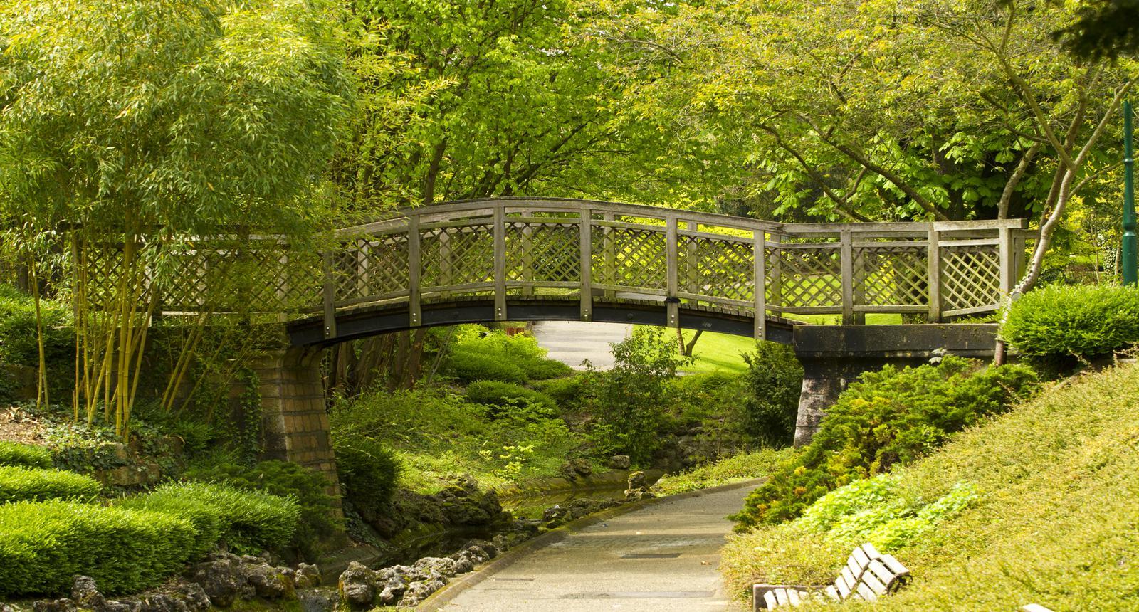 Jardin public, Troyes