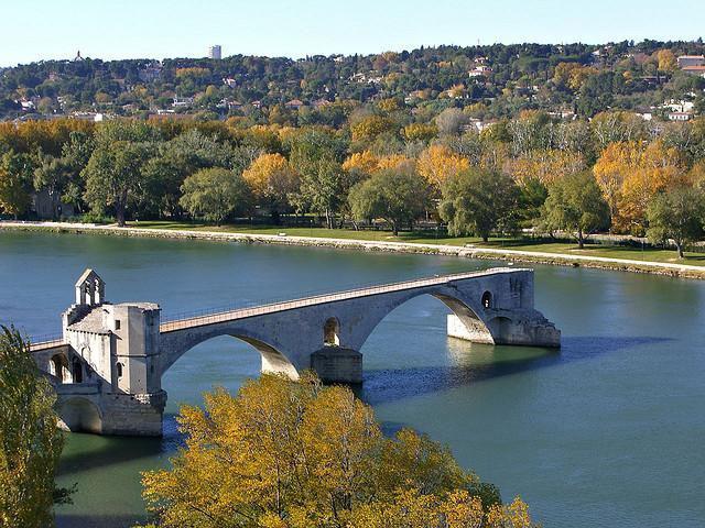 Pont d'Avignon_Avignon