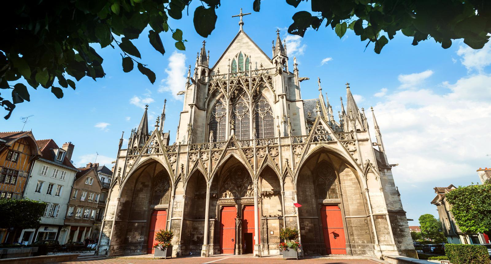 Cathedrale St-Pierre-et-St-Paul de Troyes