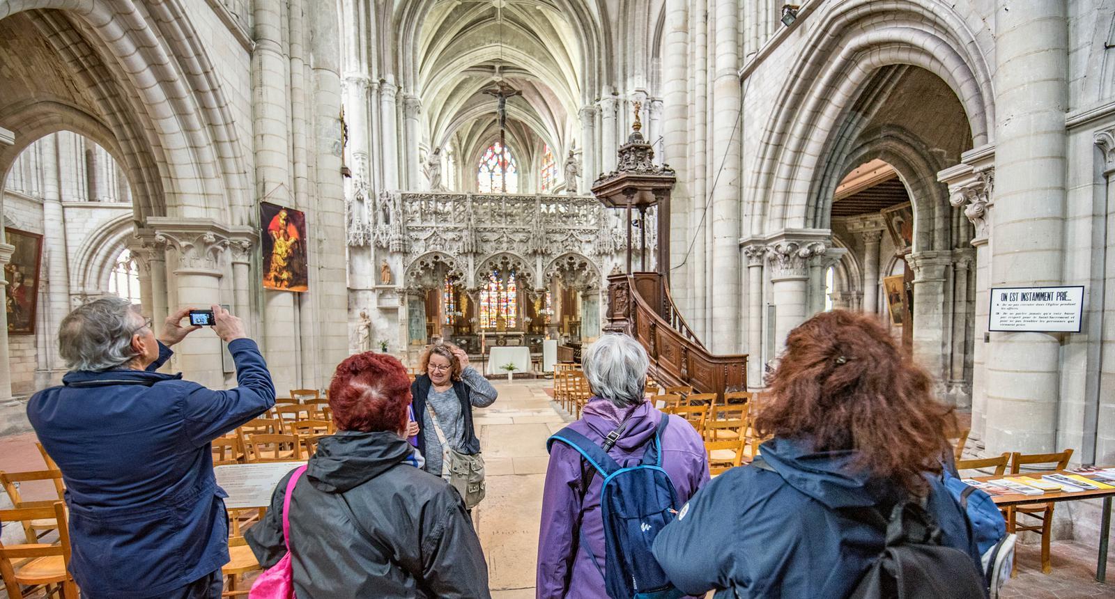 Visite guidée de Troyes