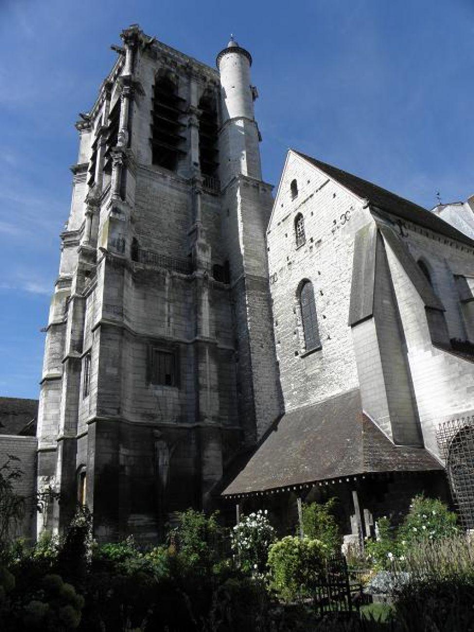 Eglise Saint-Pouange