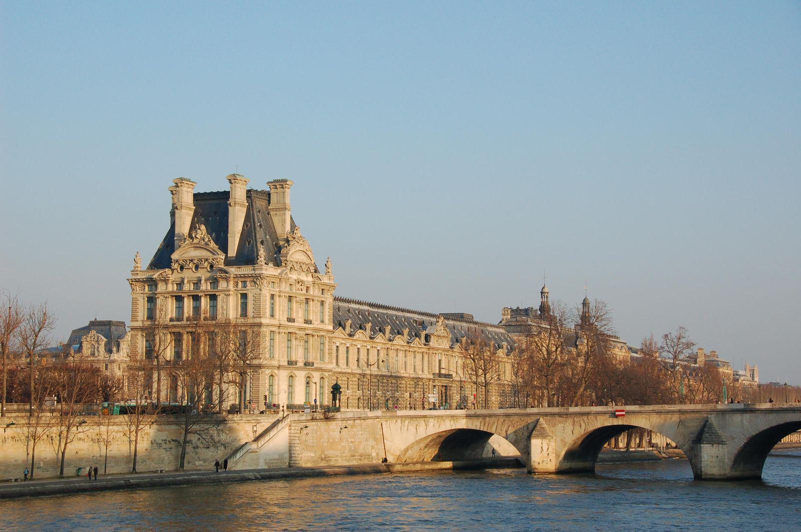 PONT ROYAL_Paris