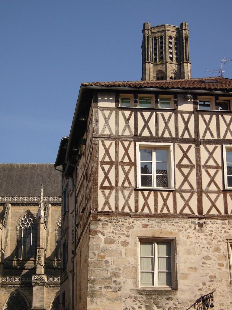 Quartier de la Cité_Limoges