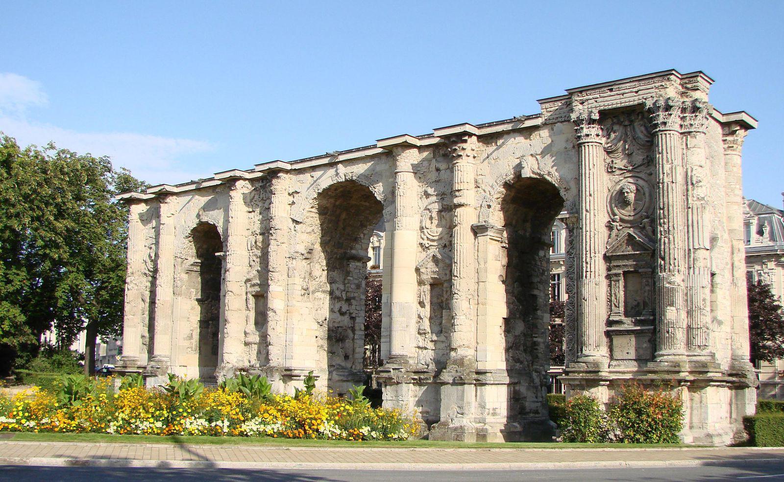 Porte Mars_Reims